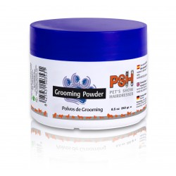 White Grooming Powder